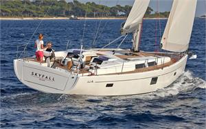 New Hanse 455 for rent in 2018