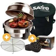 SAfire Cooker BBQ new extra option 2017